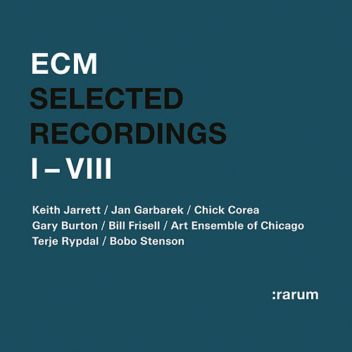Selected Recordings I - VIII de Various Artists