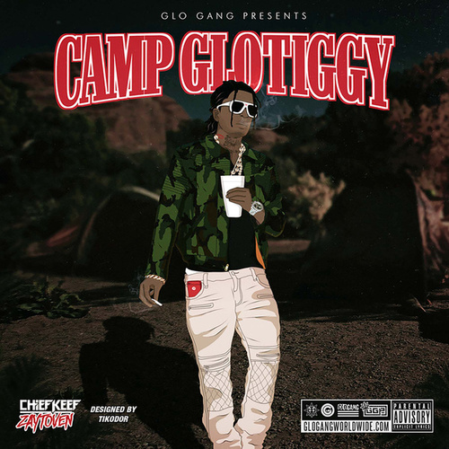 Camp GloTiggy van Chief Keef & Zaytoven