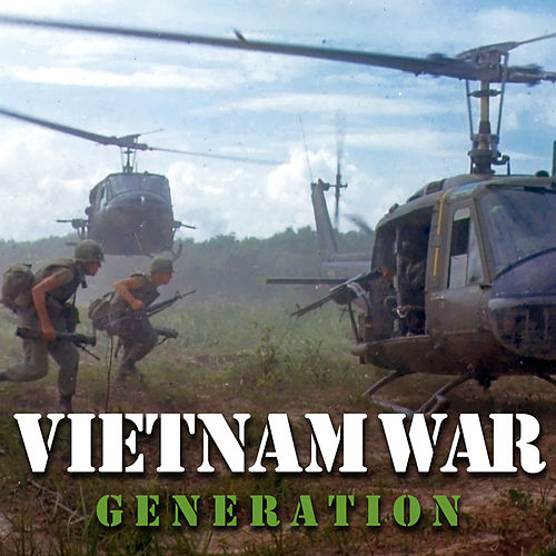 Vietnam War Generation de Rock Classic Hits AllStars