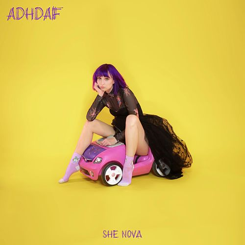 Adhdaf by She Nova