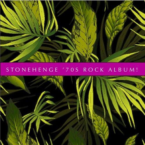 Stonehenge '70s Rock Album! de Various Artists