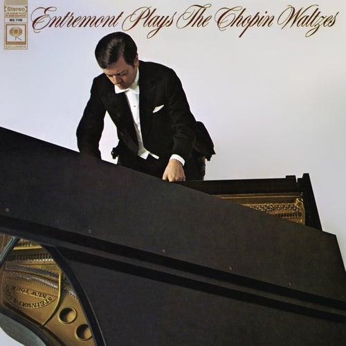 Entremont Plays Chopin Waltzes de Philippe Entremont