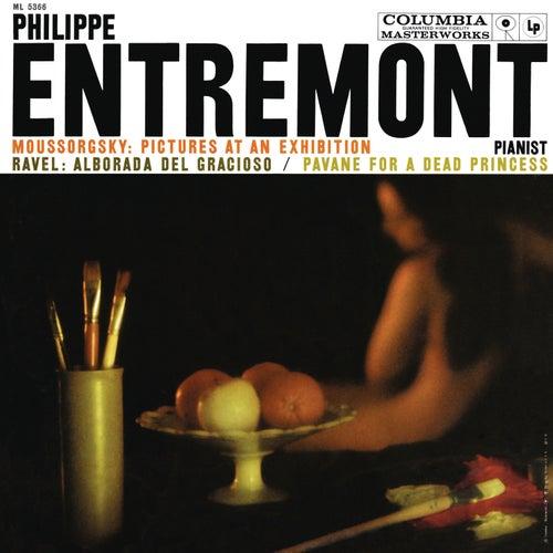 Mussorgsky: Pictures at an Exhibiton - Ravel: Alborada del gracioso & Pavane pour une infante défunte (Remastered) de Philippe Entremont