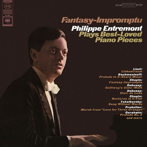 Entremont Plays Best-Loved Piano Pieces (Remastered) de Philippe Entremont