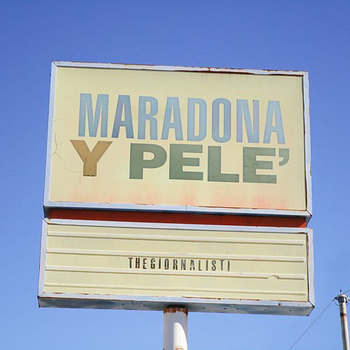 Maradona y Pelé by Thegiornalisti