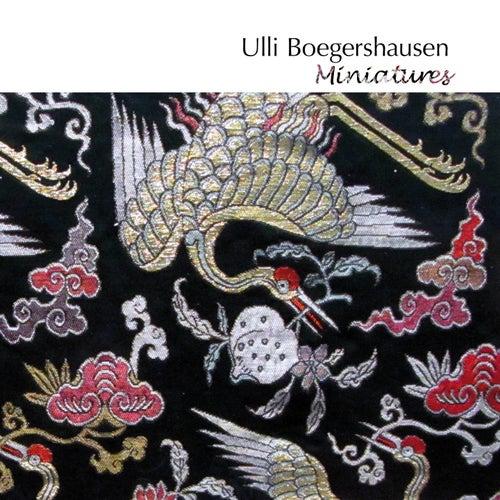 Miniatures de Ulli Boegershausen