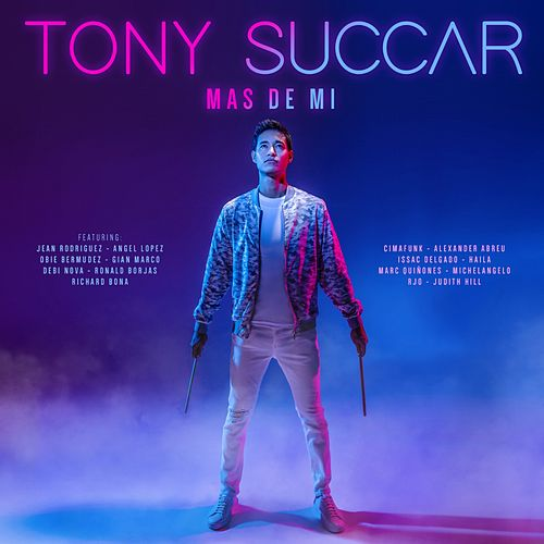 Mas de Mi by Tony Succar