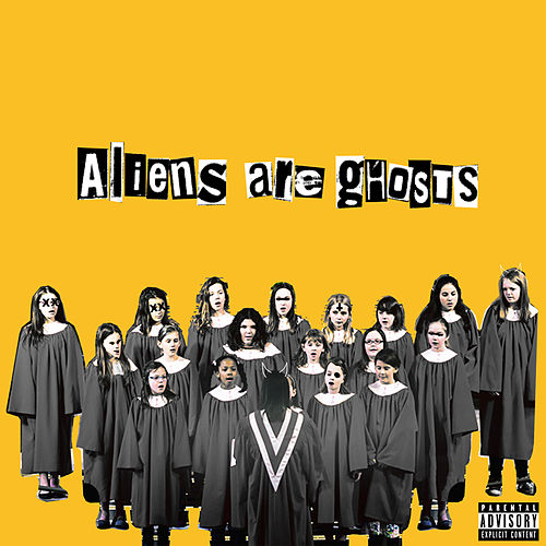 Aliens Are Ghosts (feat. Travis Barker) di $uicideboy$