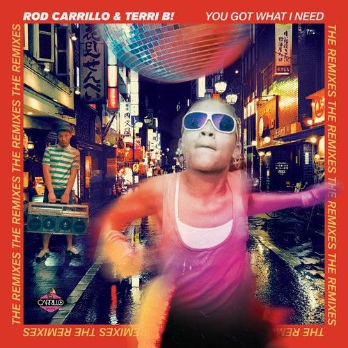 You Got What I Need (The Remixes) von Rod Carrillo