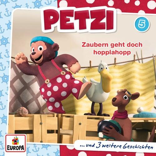 005/Zaubern geht doch hopplahopp von Petzi