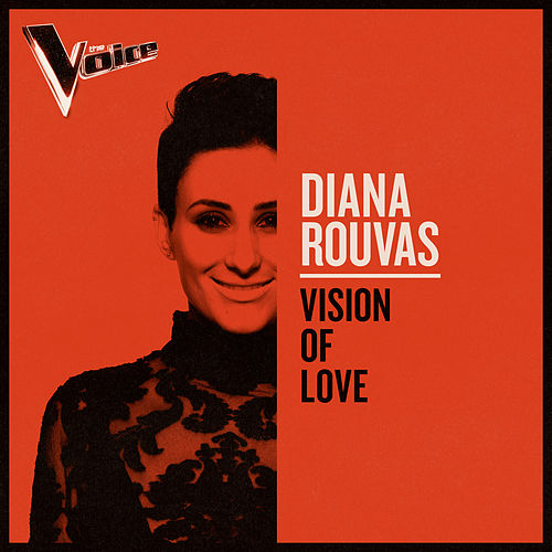Vision Of Love (The Voice Australia 2019 Performance / Live) by Diana Rouvas