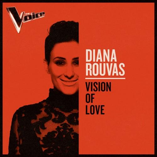 Vision Of Love (The Voice Australia 2019 Performance / Live) von Diana Rouvas