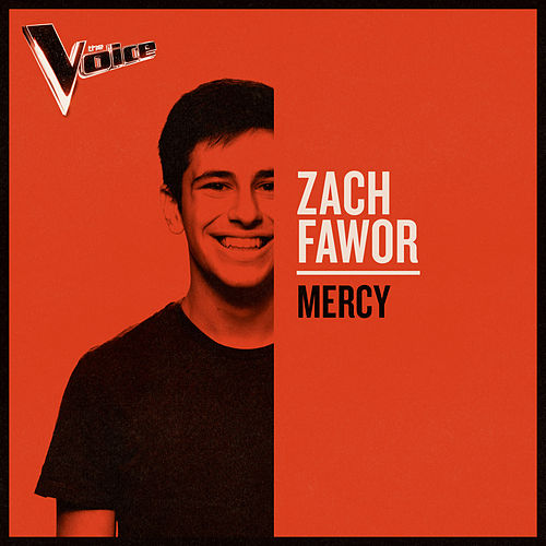 Mercy (The Voice Australia 2019 Performance / Live) de Zach Fawor