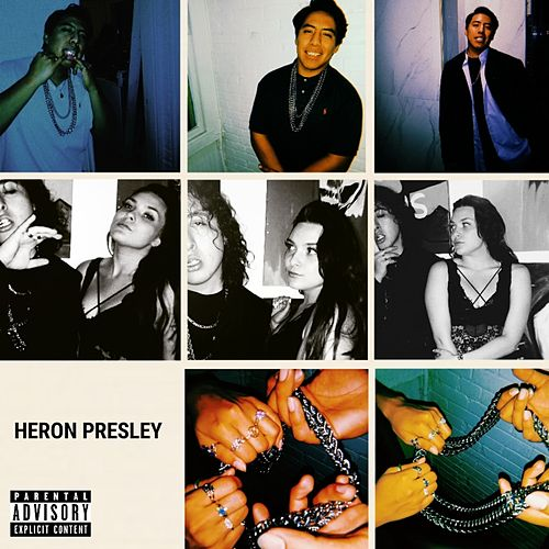 Heron Presley de Wavy Analog (HB Neruda x Faith In Riches)