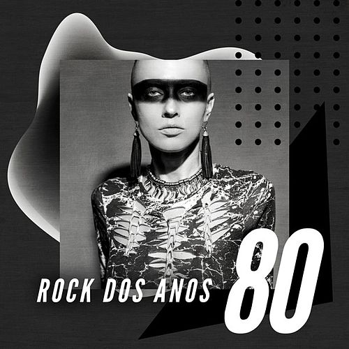Rock dos anos 80 de Various Artists