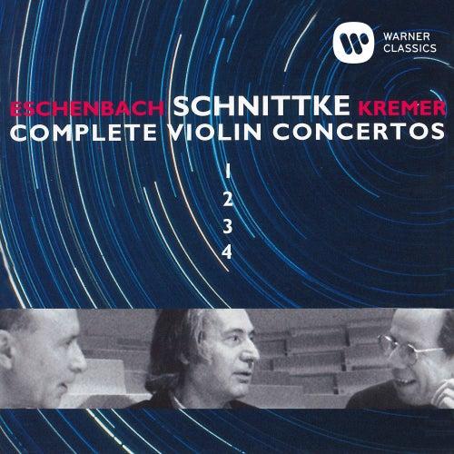 Schnittke: Complete Violin Concertos by Gidon Kremer