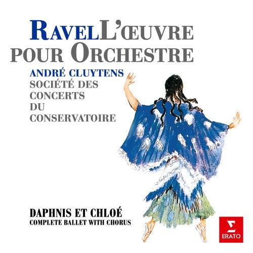 Ravel: Daphnis et Chloé, M. 57 de André Cluytens