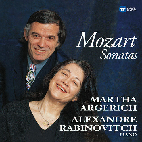 Mozart: Sonatas for Two Pianos and Piano Four-Hands by Martha Argerich