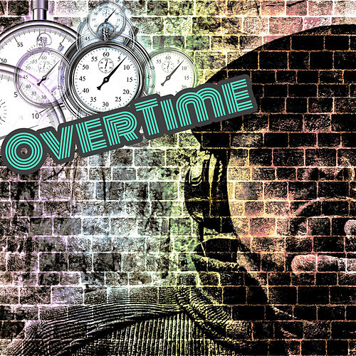 Over Time by Brian Fury