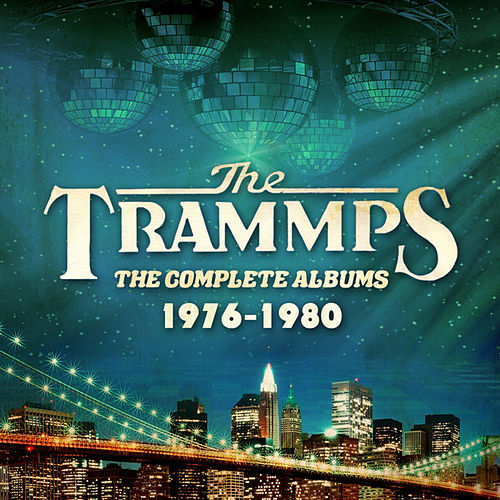 The Complete Albums 1976-1980 de The Trammps