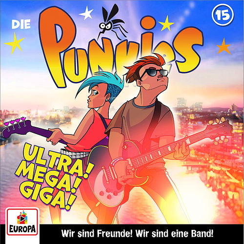 015/Ultra! Mega! Giga! by Die Punkies