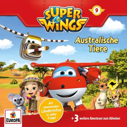 009/Australische Tiere von Super Wings