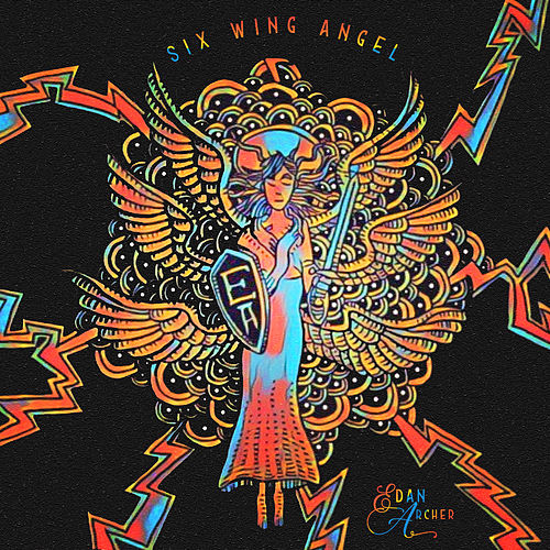 Six Wing Angel by Edan Archer