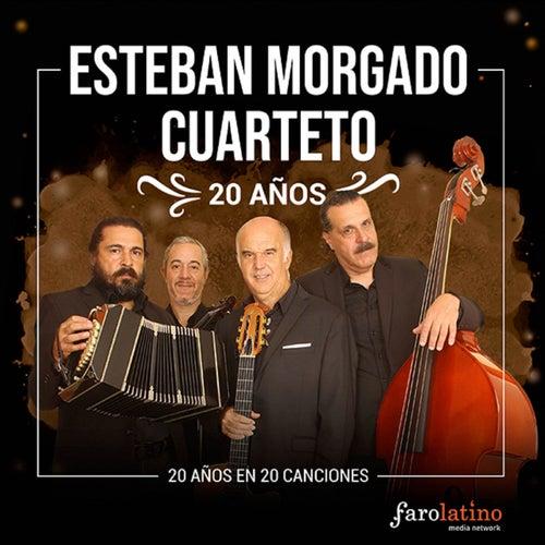 20 años (En 20 canciones) by Esteban Morgado