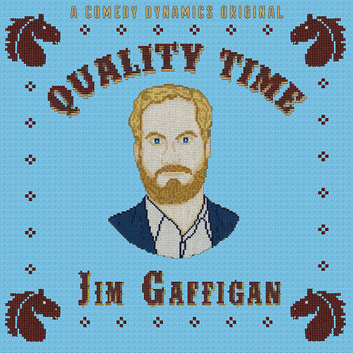 Jim Gaffigan: Quality Time by Jim Gaffigan