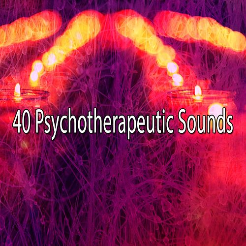 40 Psychotherapeutic Sounds von Asian Traditional Music