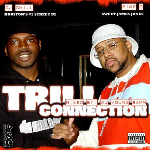 DJ Chill Presents Pimp C Trill Connection de Pimp C