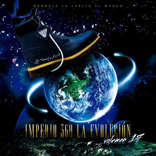 Imperio 360 la Evolución, Vol. 17 (Dándole la Vuelta al Mundo) [En Vivo] von Various Artists