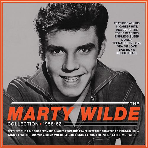 Collection 1958-62 by Marty Wilde