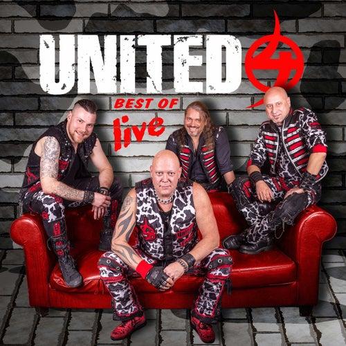 Best Of Live von The United 4