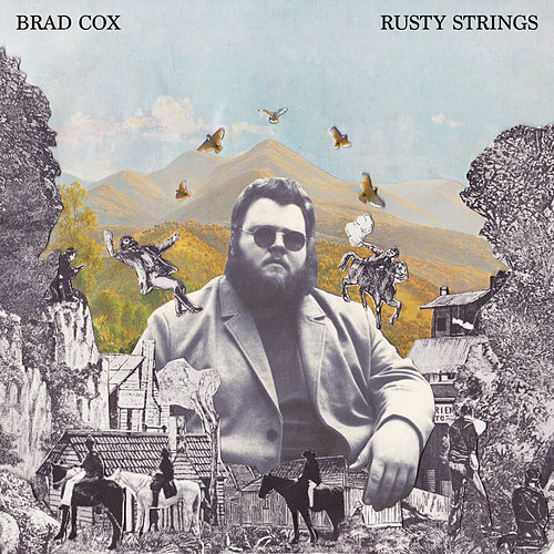 Rusty Strings by Brad Cox