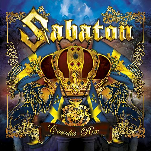 Carolus Rex (Swedish Version) van Sabaton