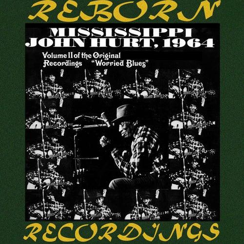 Worried Blues (HD Remastered) de Mississippi John Hurt