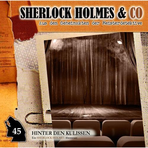 Folge 45: Hinter den Kulissen von Sherlock Holmes & Co