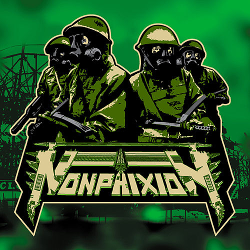 The Green CD de Non Phixion