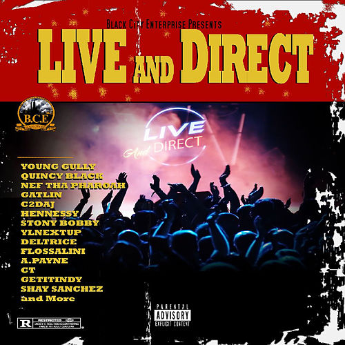 Live and Direct de Various Artists