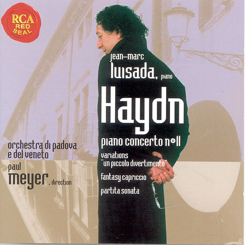 Haydn: Concerto, Fantasy, Variations by Jean-Marc Luisada