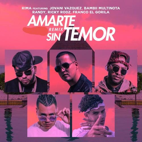 Amarte Sin Temor (Remix) de Rima