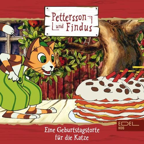 Folge 1: Eine Geburtstagstorte für die Katze (Das Original-Hörspiel zur TV-Serie) von Pettersson und Findus