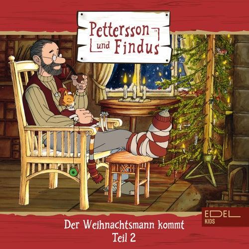 Folge 8: Der Weihnachtsmann kommt - Teil 2 (Das Original-Hörspiel zur TV-Serie) von Pettersson und Findus