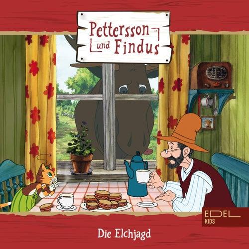 Folge 4: Die Elchjagd (Das Original-Hörspiel zur TV-Serie) von Pettersson und Findus