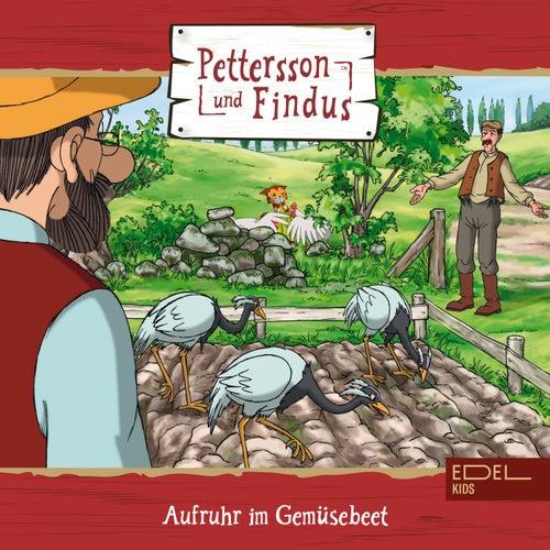 Folge 3: Aufruhr im Gemüsebeet (Das Original-Hörspiel zur TV-Serie) von Pettersson und Findus