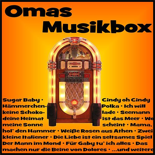 Omas Musikbox de Various Artists