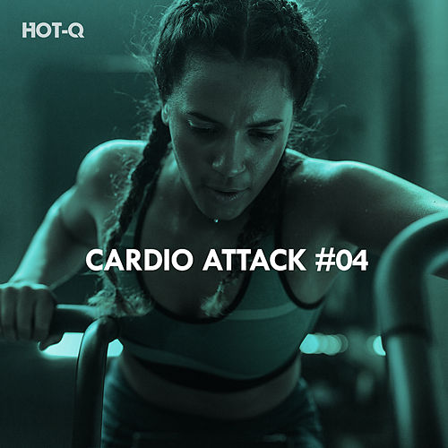 Cardio Attack, Vol. 04 - EP de Various Artists