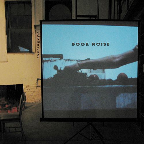 Book Noise by Roesing Ape