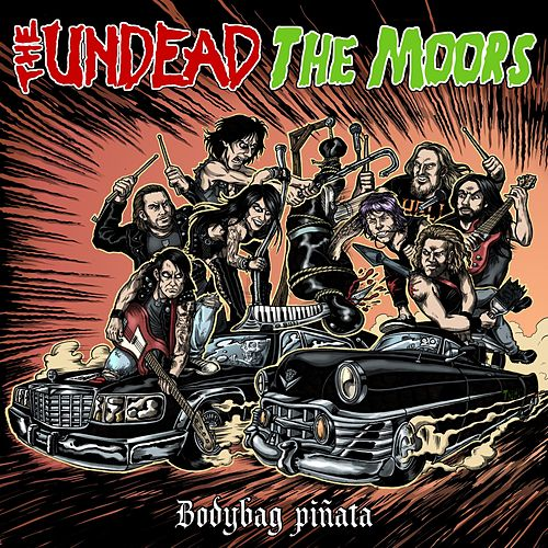 Bodybag Piñata by Various Artists